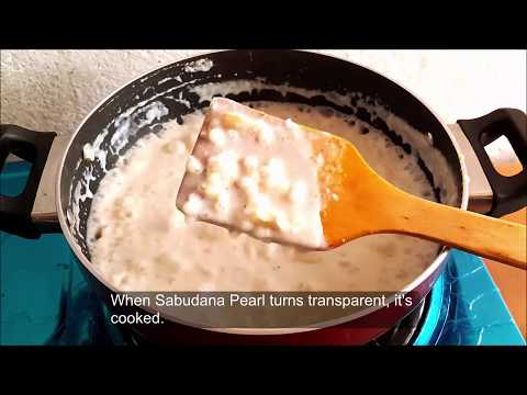 साबुदाना खीर |How To Make Nepali Sabudana |Sabudana kasari banaune | Nepali Food | Nepali Recipe |37