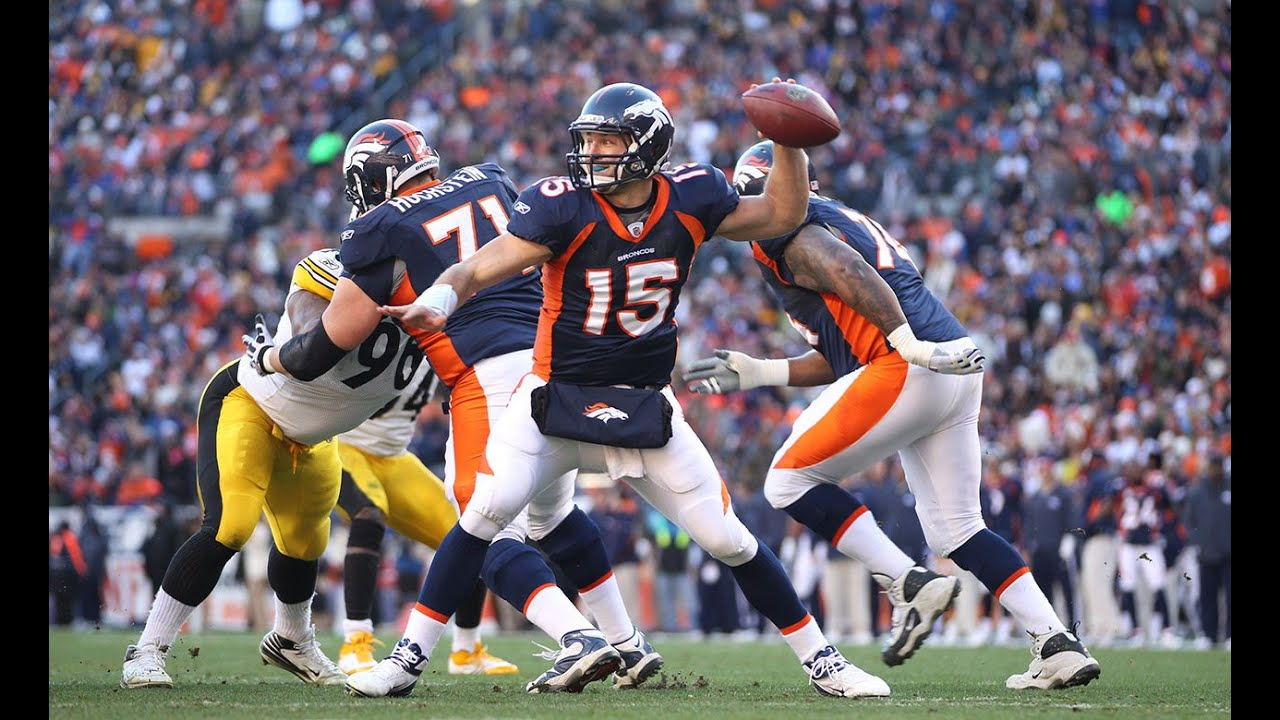 Tim Tebow's Playoff Win: Steelers vs. Broncos 2011 | AFC Wild Card Game Highlights