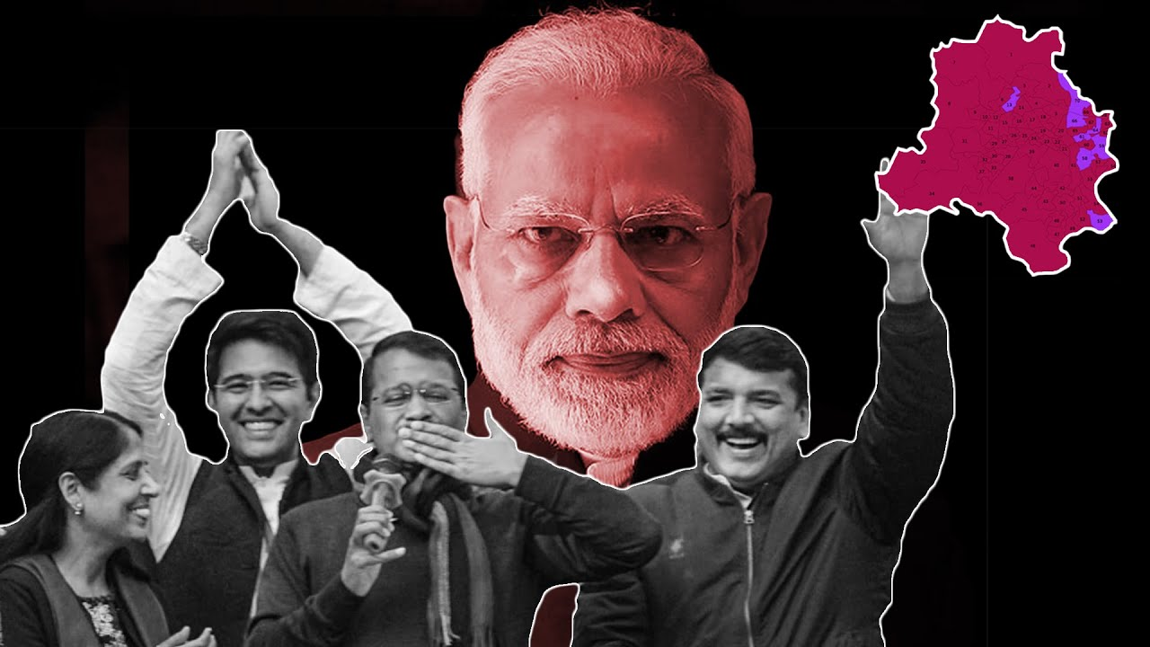 AAP defeated BJP in Delhi's elections. But BJP's ideology won. How?