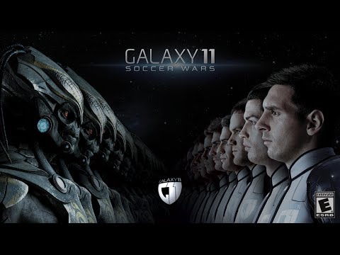 Galaxy 11 Soccer Wars | Android Gameplay |