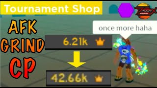 AFK GRIND CROWN POINTS| HOW TO GET CROWN POINTS EVEN IF YOU LOSE | AFS