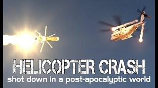 Arma 3 - BLACKHAWK DOWN HELICOPTER CRASH - PakVim net HD Vdieos Portal