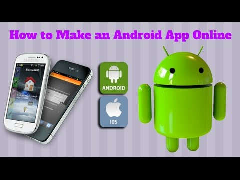 How to Make an Android App Online Step By Step | Learn Android app development Urdu/Hindi