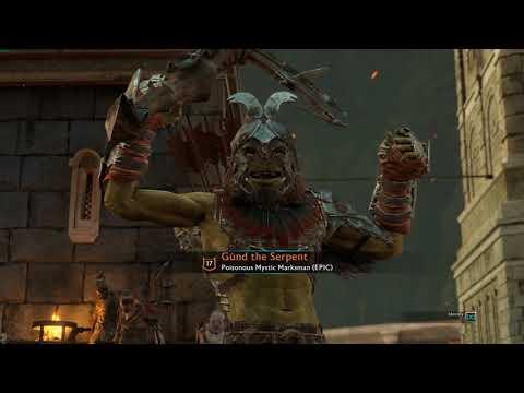 Shadow of War | Savagery | Death Threat to Ur-Masi Pain Seeker