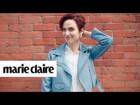 Hair Diaries – Embracing Short Hair | Marie Claire + L'Oréal Paris