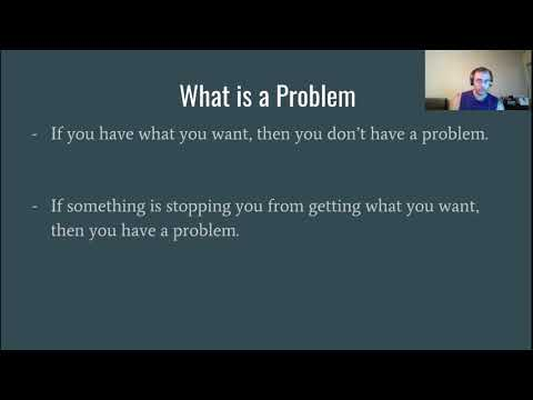 Ep 1: What is a Problem? What is a Solution?