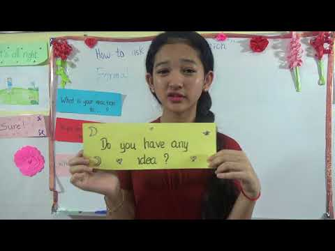Learn English With Chhoulin, How To Ask For Opinion, Beginner English Part 6