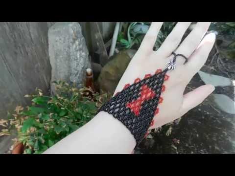 Lady Black Slave Bracelet