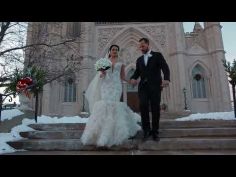 Amanda & Michael's NJ Same Day Edit (SDE) Wedding Video at The Venetian in Garfield, NJ
