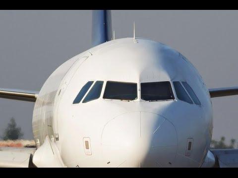 JFK (NY)  to MCO (Orlando) final approach landing