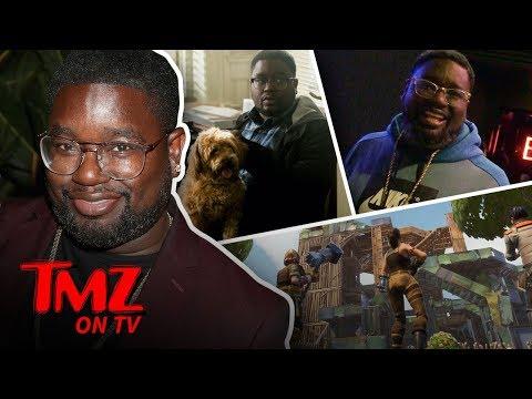 Stars Are Addicted To Fortnite! | TMZ TV