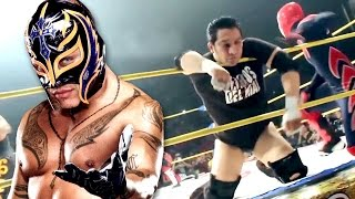 Rey Mysterio Kills Perro Aguayo 5 Facts You Should Know