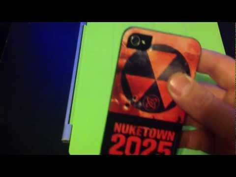 Black Ops 2 Nuketown 2025 iPhone Case Unboxing