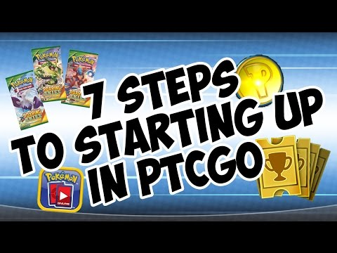 7 Steps to Start Up Your Collection on PTCGO