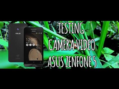 Testing Video Asus Zenfone 5