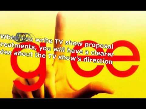 Write TV Show Proposal