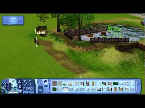 Sims 3 - Bloomers Community Garden
