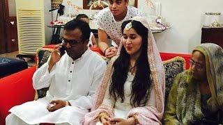 Revealed : Shaista Lodhi's new husband