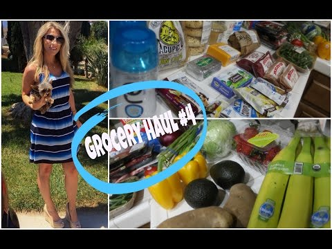 Stay Fit Sunday | Grocery Haul #4