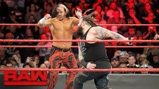 Matt Hardy vs. Bray Wyatt: Raw, Nov. 27, 2017