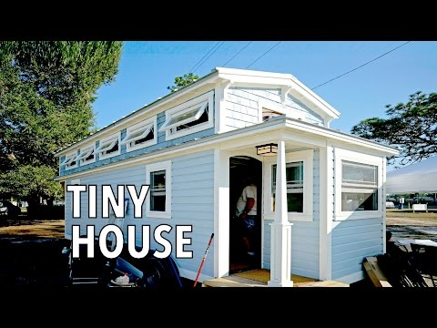 Custom Build Tiny House - Craftsman Style | A New Beginning