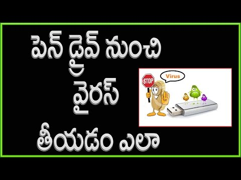 How to Remove Shortcut Virus from Pendrive using cmd Easily | Telugu