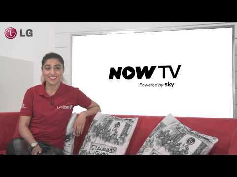 LG Smart TV - NOW TV