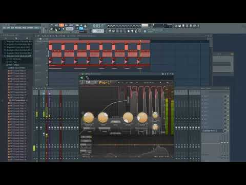 Sidechaining for Hardstyle Explained (FL Studio 12)