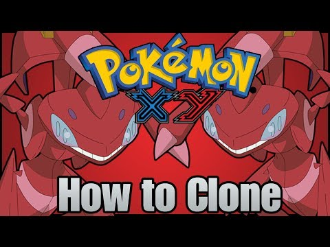 Pokemon X/Y - How to Clone Pokemon