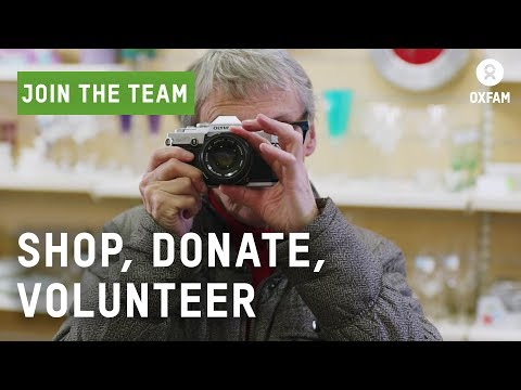 Shop, volunteer & donate at your local Oxfam charity shop | Oxfam GB