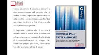 Business Plan Internazionale: Videocorso Pratico