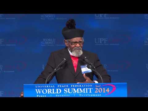 Archbishop Floyd Nelson - World Summit 2014