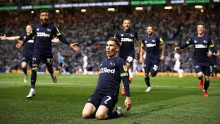 MATCH HIGHLIGHTS Leeds United Vs Derby County