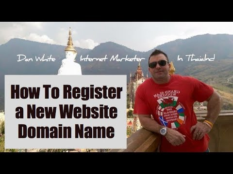 How to register a domain name with free whois guard domain privacy