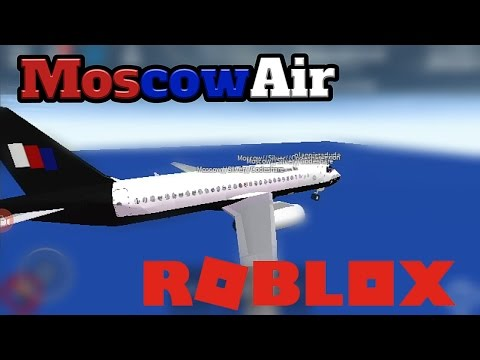Roblox Mobile| [FLIGHT] Moscow Air