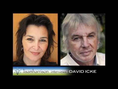 David Icke w' Lisa M Harrison
