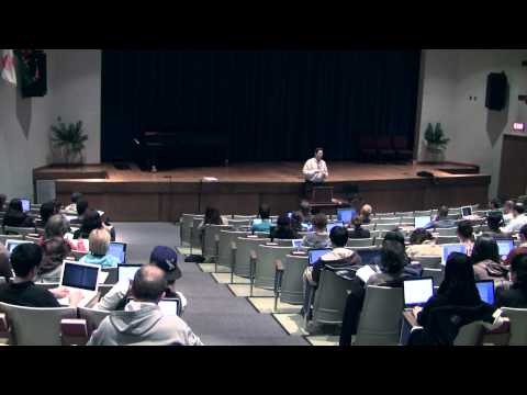 Dr. Ed Welch - Do you become a different person when you counsel?