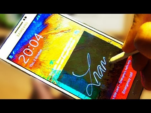 Samsung Galaxy Note 3 Signature UNLOCK