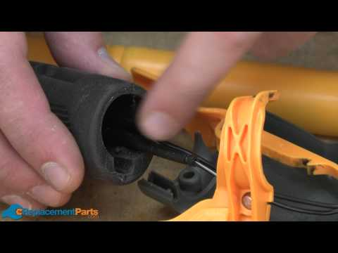 How to Remove and Replace the Upper Shaft on a Ryobi String Trimmer