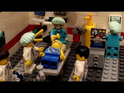 LEGO - Jehovah's Witnesses - Does it BLOODY Matter Part 2