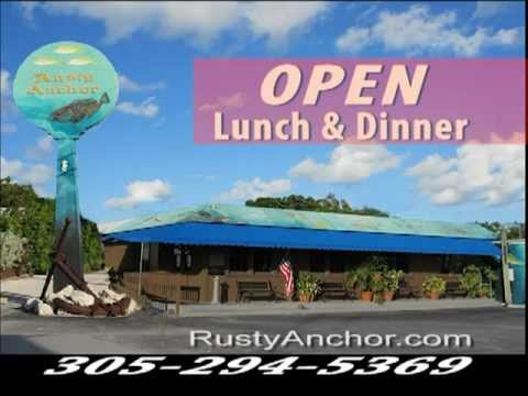 Rusty Anchor Seafood Restaurant & Market Of Key West Is On WEYW 19