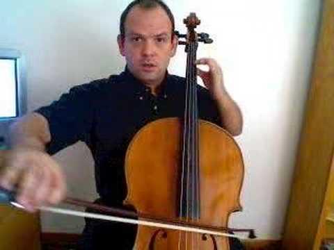 Cello Chat Vibrato