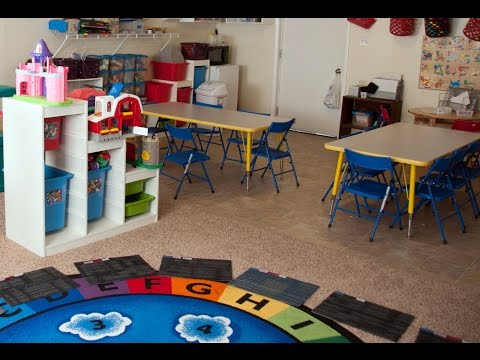 How to convert a home into a Preschool or Daycare: Our Schoolhouse Renovation