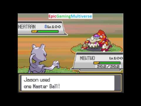 Catching Shiny Heatran In Pokemon HeartGold (Action Replay Codes Used In Advance To Create Encounter
