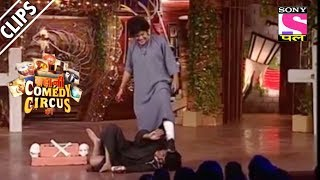 Krushna Troubles Ghost Specialist Sudesh - Kahani Comedy Circus Ki
