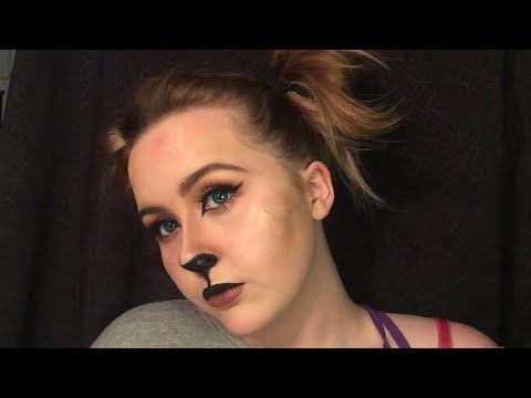 Cute Deer Makeup Tutorial!