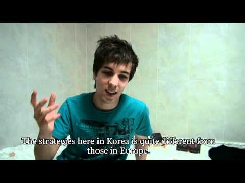 Video Blog #10 - The Transition from WC3 to SC2