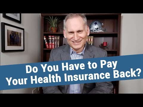 What is a health insurance lien