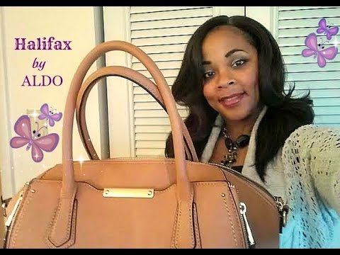 What's In My Purse? The Halifax by Aldo