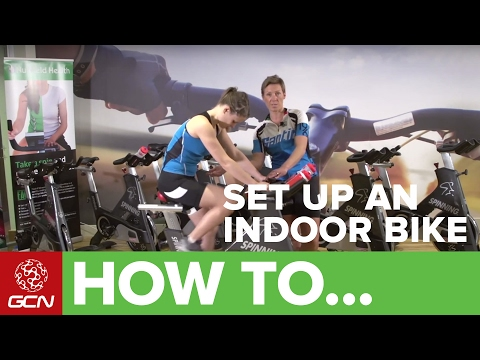How To Set Up An Indoor Bike